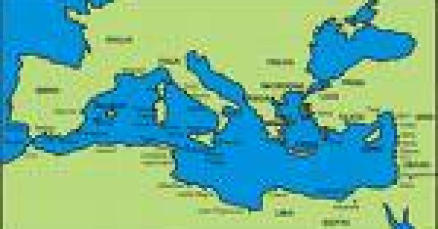Mediterraneo, Agenda settimanale dal 16 al 22 marzo