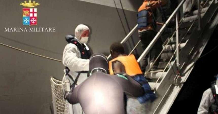 Mare Nostrum, 90mila immigrati salvati da ottobre