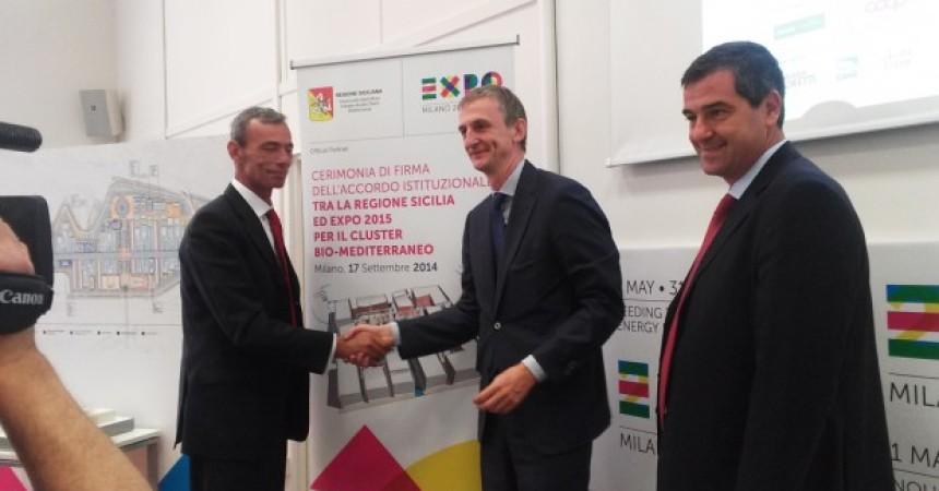 Expo 2015: la Sicilia gestirà cluster del Bio-Mediterraneo