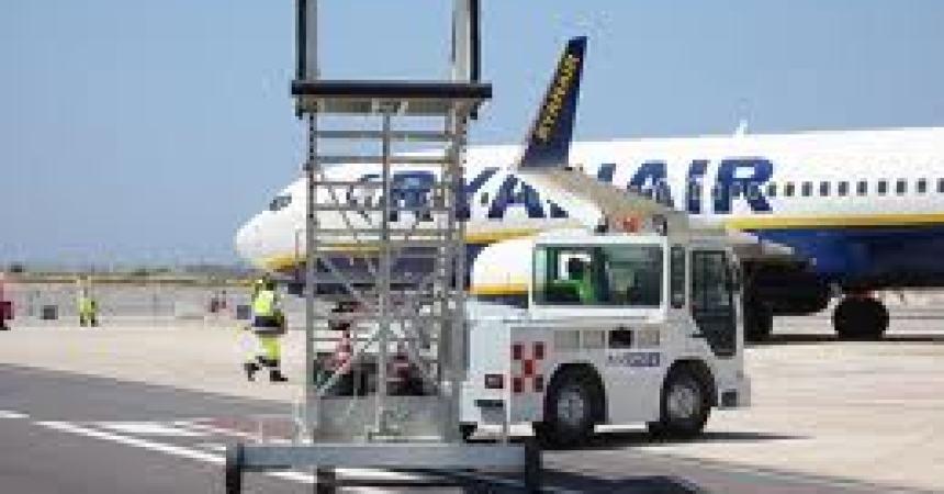 Ryanair lancia la programmazione estiva da e per Comiso e Catania