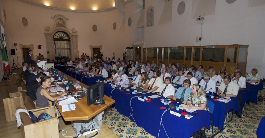 A Catania 170 delegati dei 28 Stati membri dell'Unione Europea discutono di area allargata per il libero scambio