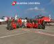 'Frecce rosse' inglesi fanno scalo a Catania