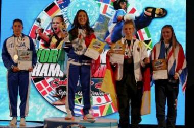 Alla palermitana  Pantaleo il titolo mondiale Kickboxing Point Fight