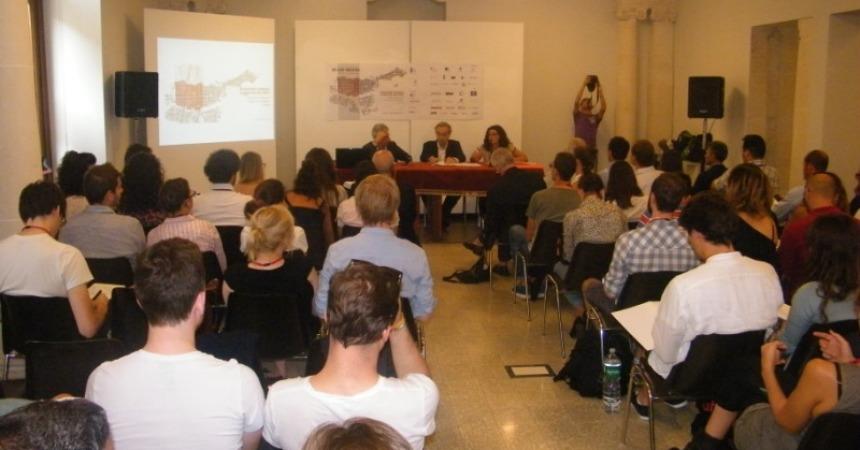 Si conclude a Ragusa worshop internazionale di architettura