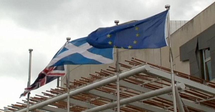 L'indipendenza della Scozia potrebbe trascinare il separatismo latente in Europa