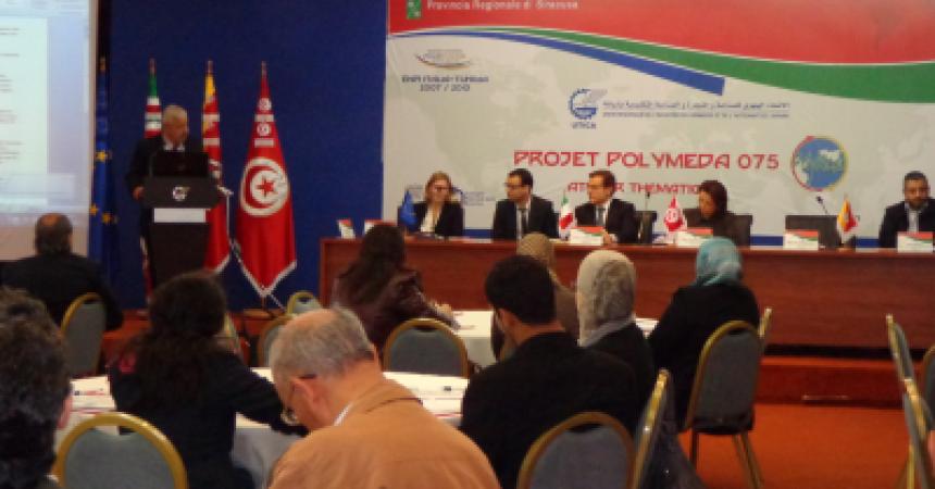 Progetto Polymeda, mercoledì a Siracusa si firma l'accordo trans-frontaliero con Tunisia