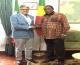 Nel segno della blue economy la partecipazione del Congo-Brazzaville a Blue Sea Land 2014