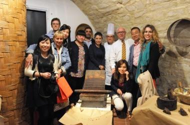 I cinesi interessati al cioccolato di Modica