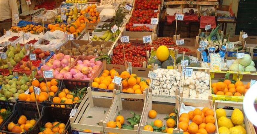 Coldiretti: crolla del 63% export agricolo in Russia