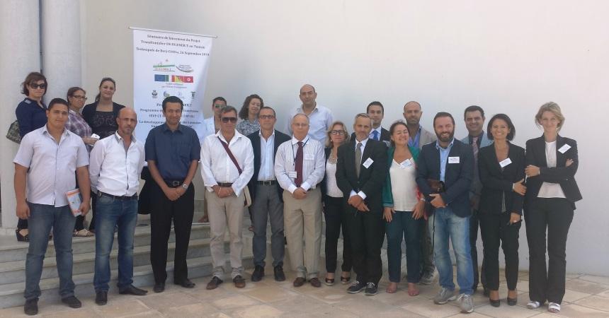 Da Valderice alla Tunisia: esperti a confronto per il progetto DE.DU.ENER.T