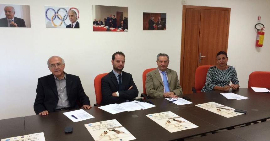 Presentato a Ragusa  seminario aggiornamento per i maestri di scherma dei Paesi mediterranei