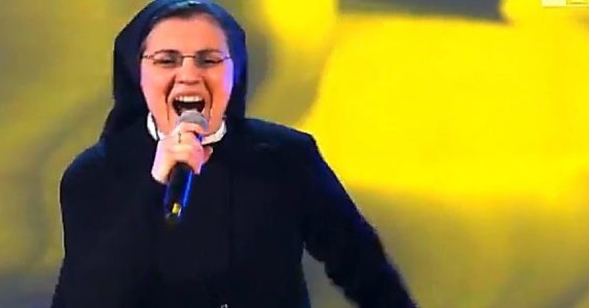 Suor Cristina, l'11 novembre è la data d'uscita internazionale dell'album