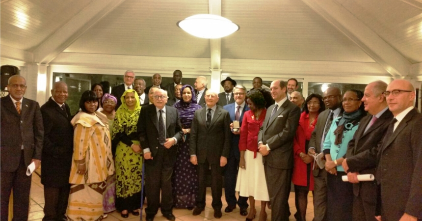 Gli Ambasciatori dell'Africa, riuniti alla Farnesina, plaudono a Blue Sea Land