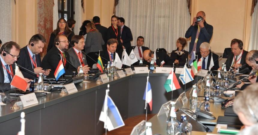 Agricoltura: Trenta paesi firmano la Dichiarazione di Palermo