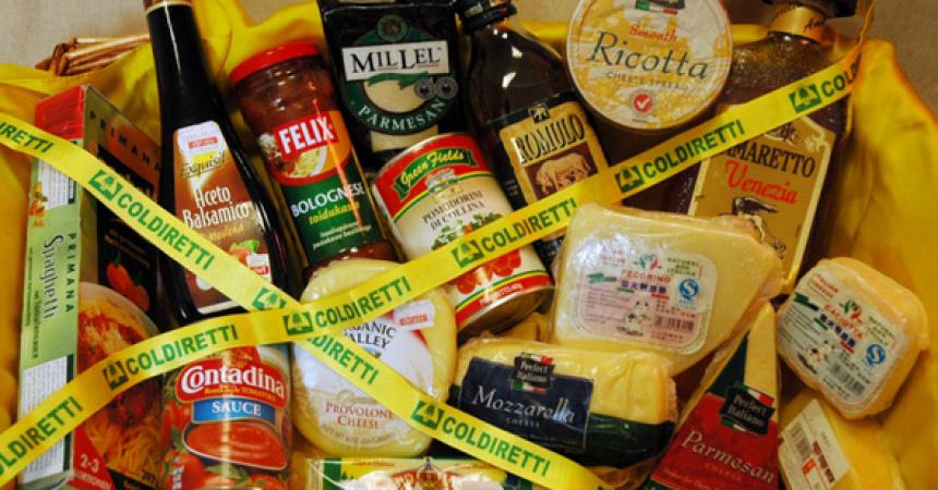 Lotta alla contraffazione: 16 paesi dell'area Euro-Mediterranea firmano la Carta di Roma