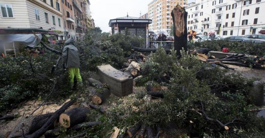 Ciclone in Sicilia, Catania e Siracusa le citta' piu' colpite