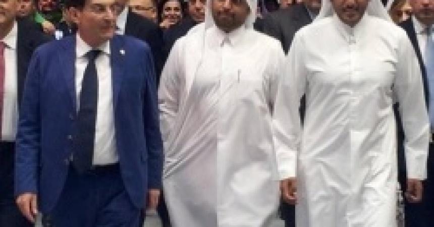 Per andare in Qatar la Regione spende 695mila euro