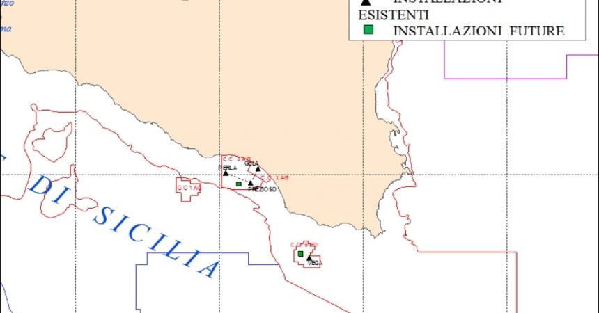 Il Sottosegretario Vicari difende le trivellazioni nel Canale di Sicilia