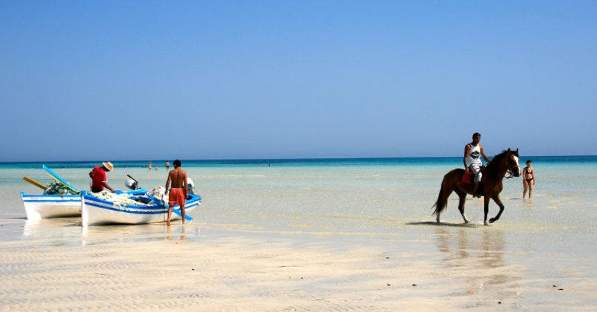 La Tunisia è la quarta destinazione turistica in Africa con  6,27 mln di visitatori