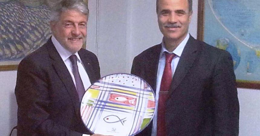 Cooperazione fra il Distretto e la G.I.P.P. Tunisina che sarà main partner di Blue Sea Land 2015