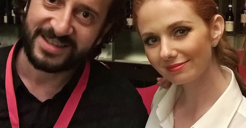 Fernando Alba un siciliano di Caltagirone collabora all'album di Lena Katina