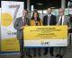 L'aeroporto di Catania premia il 7 milionesimo passaggero del 2014