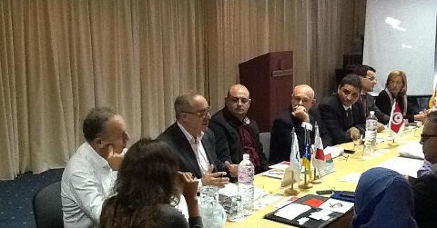 Missione Polymeda a Tunisi: sottoscritti due protocolli di intenti tra imprese siracusane e tunisine