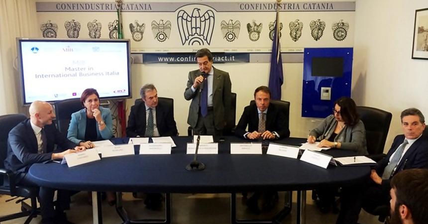 Formazione e internazionalizzazione, a Catania il master in International Business dell'Università Cattolica