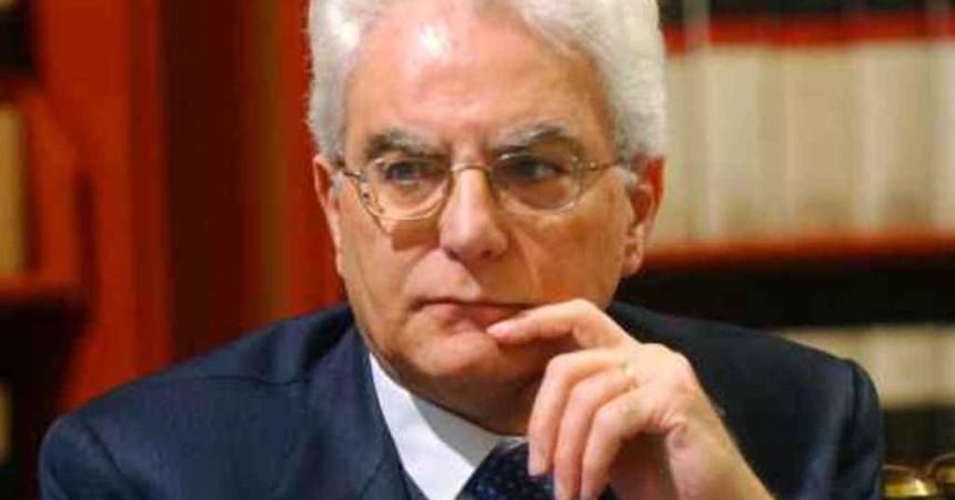 Quirinale, il giuramento di Mattarella come presidente della Repubblica