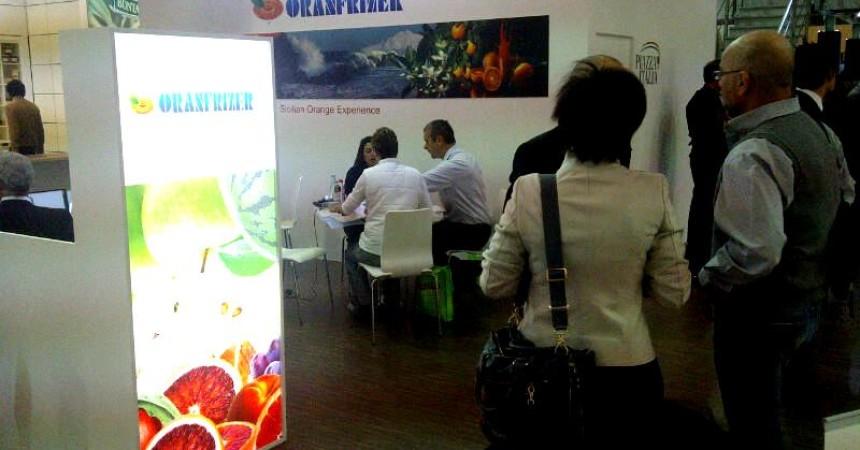 Fra le 30 aziende del Made in Italy alla Fruit Logistic anche la siciliana Oranfrizer