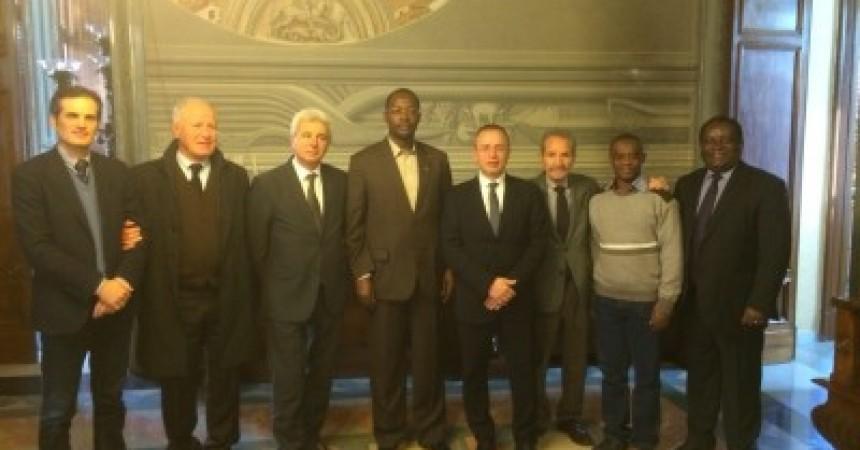 Ministro della Tanzania visita le aziende aderenti a Confindustria Ragusa