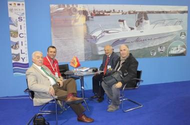 Nautica, Consorzio di aziende siciliane all'Eurasia Boat Show di Istanbul