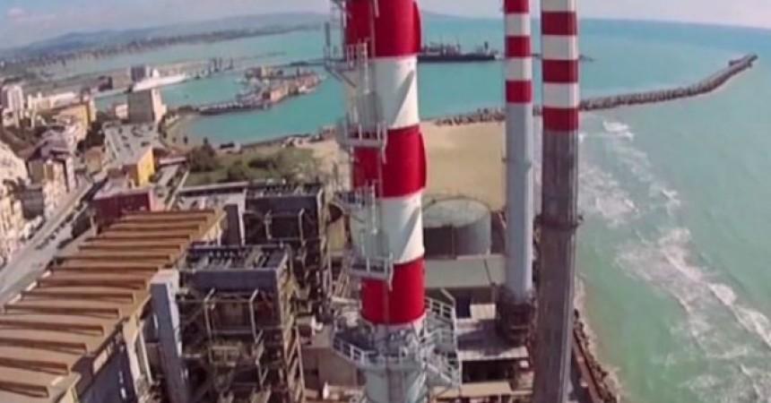 Inaugurato un nuovo impianto turbogas dell'Enel a Porto Empedocle