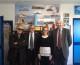 Visita del DG della Pesca Marittima e dell'Acquacoltura, Rigillo al distretto produttivo della Pesca