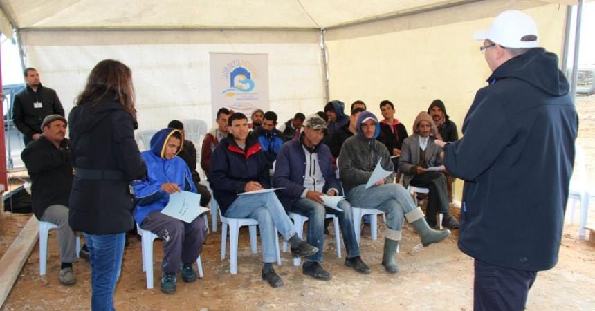 Continua l'impegno del Distretto della Pesca in Tunisia