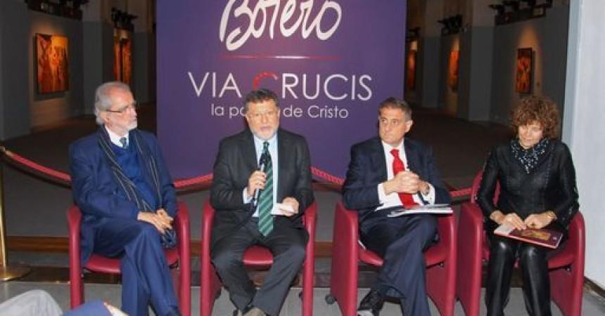 """Mostra di Botero a Palermo, Ardizzone """"Momento di crescita per la sicilia"""""""