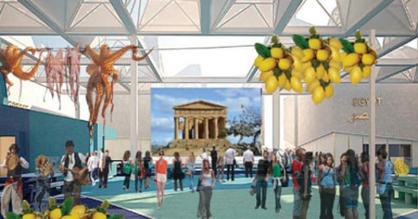 Expo: deserta la gara di allestimento per 'piazzetta' Regione siciliana