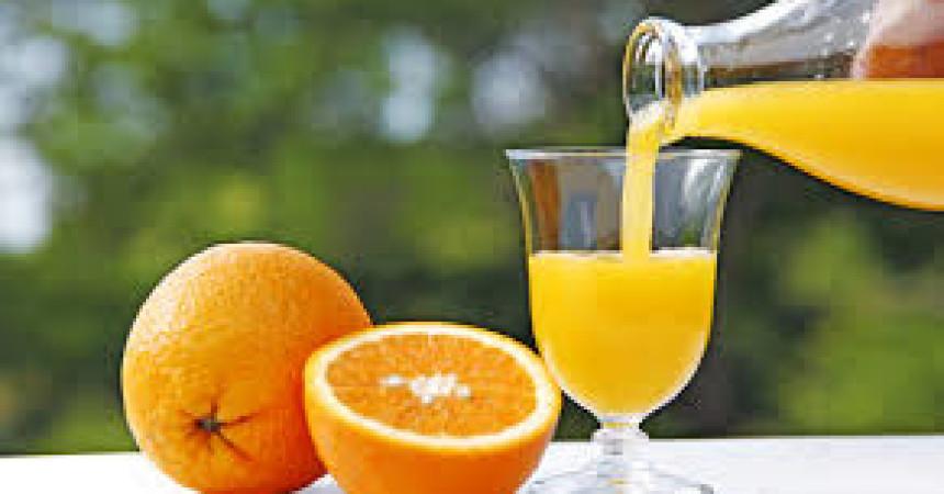 """Le industrie di trasformazione dicono """"no"""" all'aumento della quota di succo di arance nelle bibite"""