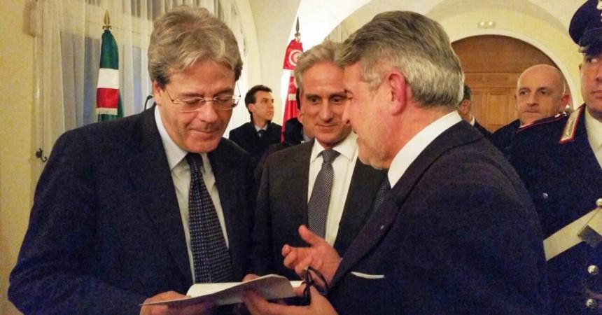 Il Presidente Mattarella ed il Ministro Gentiloni scrivono a Tumbiolo per i rischi dei pescatori siciliani nelle acque internazionali