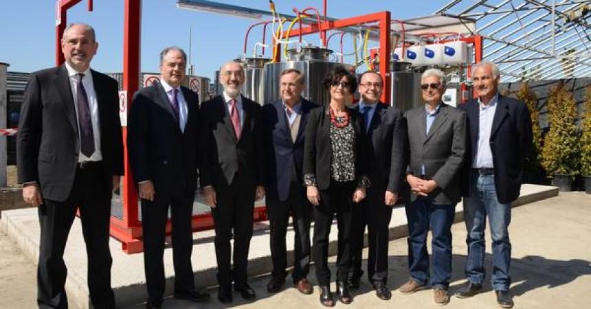 Energia estratta da agrumi, parte progetto pilota a Catania