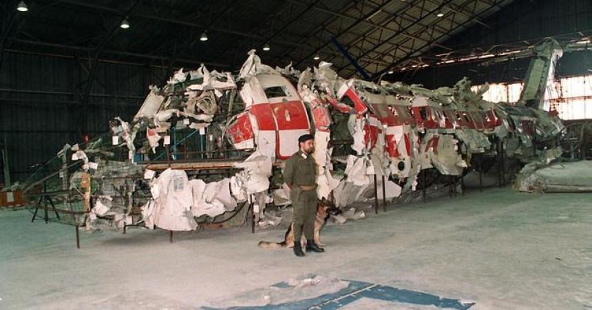 Strage di Ustica, 'il Dc-9 fu abbattuto da un missile'