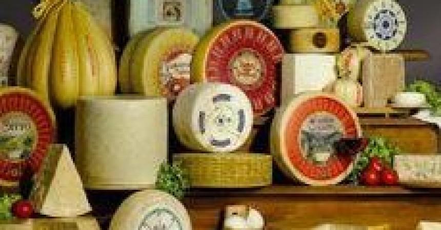 Ismea, 2014 da record per export formaggi e latticini italiani