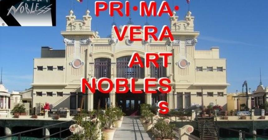 """""""Pri-Ma-Vera Art Nobless"""" 18/19 aprile Terrazze Charleston Mondello"""