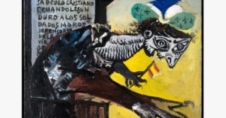 """""""Picasso e le sue passioni"""" per la prima volta a Catania"""