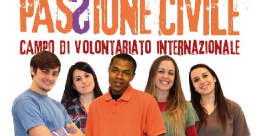 Campo di Volontariato Internazionale Passione civile : a Palermo 5000 giovani da tutto il mondo
