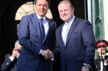 Inaugurata l'interconnessione elettrica Malta-Sicilia dai primi ministri dei due paesi