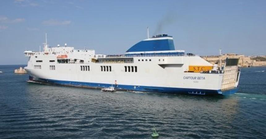Nasce jv per collegamento via traghetto tra Catania e Napoli