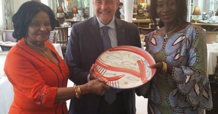 Il Ghana Main Partner di Blue Sea Land