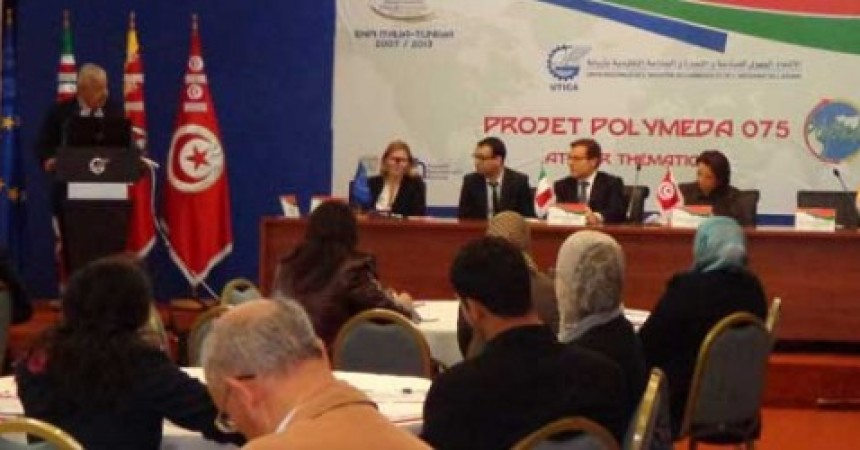 Si conclude martedì con un seminario il progetto Polymeda di cooperazione transfrontaliera con la Tunisia