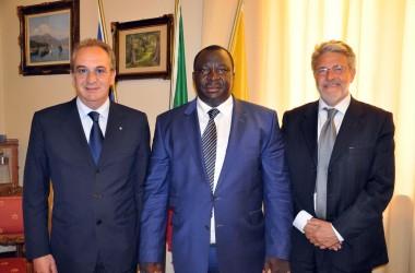 Sei imprese del Distretto della Pesca approdano in Costa d'Avorio